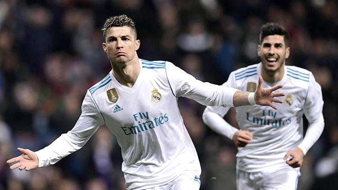 Một khi Cristiano Ronaldo tăng tốc, sẽ không ai cản nổi anh