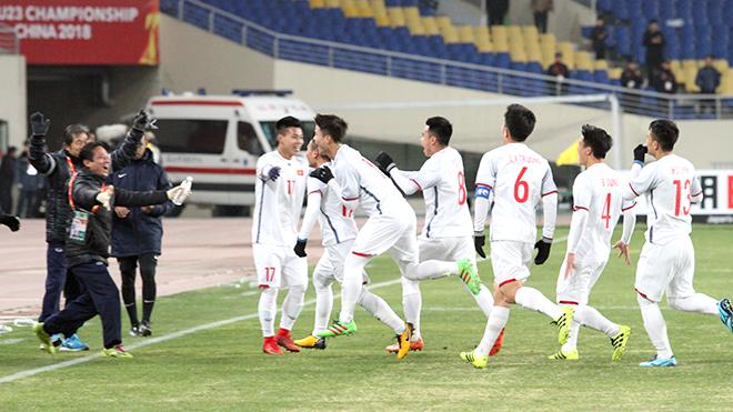 U23 Việt Nam xứng đáng được 'gọi tên'