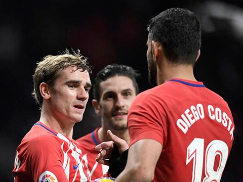 Chỉ còn Atletico đủ sức ngáng đường Barca