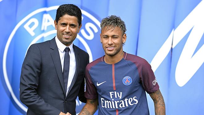Với Neymar, PSG đã sẵn sàng hạ Real Madrid
