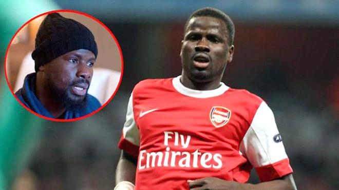 Cuối cùng Arsenal cũng lên tiếng, hứa giúp Eboue thoát cảnh nghèo đói vì vợ
