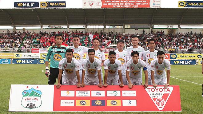 18h00 ngày 4/11, Sài Gòn – HAGL: Sài Gòn FC lại 'nắn gân' bầu Đức