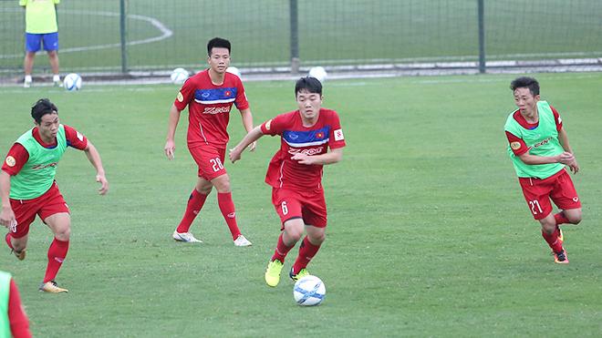 U23 Việt Nam 'đổi gió' và mong 'đổi vận'