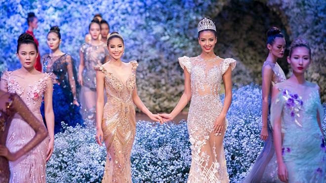 Đạo diễn Long Kan làm show thời trang trên đỉnh Bà Nà