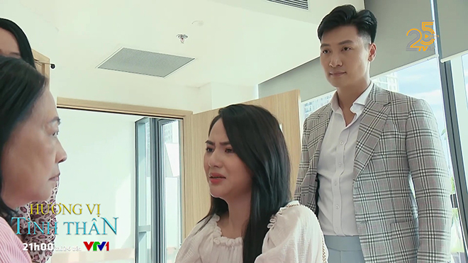 'Hương vị tình thân' phần 2 tập 5: Thiên Nga khóc lóc 'diễn sâu' có qua mặt được nhà Long?