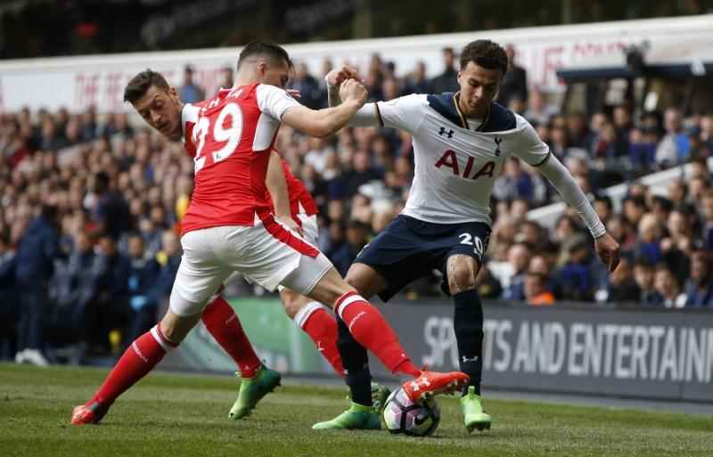 Đại chiến Arsenal – Tottenham: Xhaka không thể so được với Alli – tin Arsenal