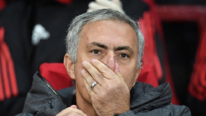 mourinho, manchester united, ngoại hạng anh