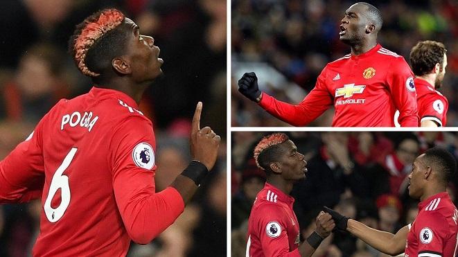Mourinho: 'Pogba có đẳng cấp khác biệt'