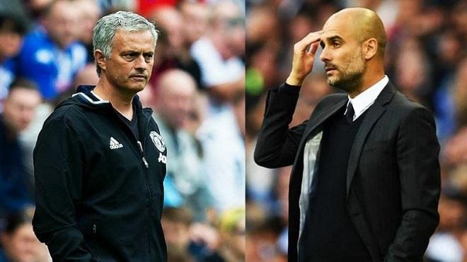 Pep và Mourinho sẽ đối đầu vào cuối tuần sau - ảnh 1