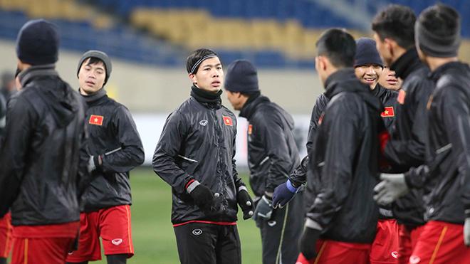 TRỰC TIẾP U23 Việt Nam 1-2 U23 Hàn Quốc: Lee Keun-ho ghi bàn (Hiệp 2)