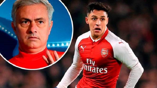 Mourinho chính thức lên tiếng về vụ hỏi mua Alexis Sanchez