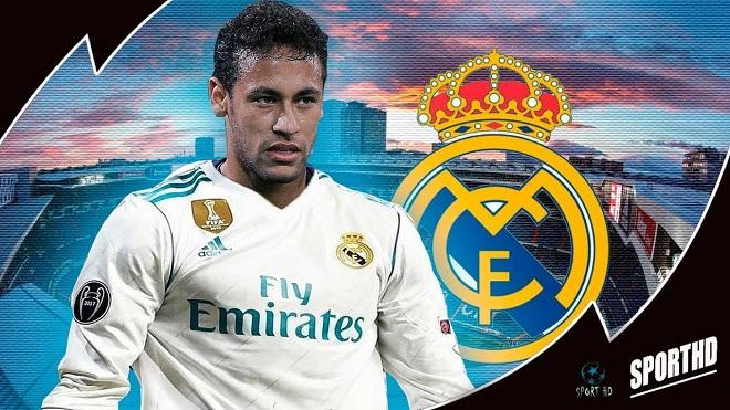 Với 357 triệu bảng, Real Madrid sắp khiến Neymar tự phá kỉ lục chuyển nhượng