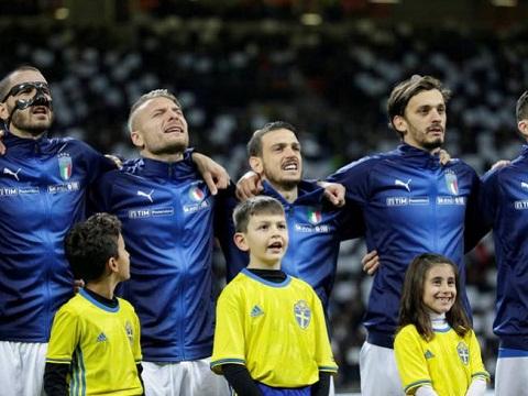 Italy - Argentina: Sứ mệnh tìm lại nụ cười