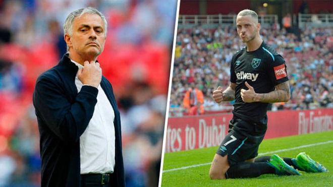 Mourinho bất ngờ đi 'xem giò' cầu thủ đắt giá nhất lịch sử West Ham