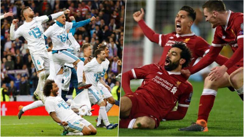 Kết quả hình ảnh cho Real Madrid vs Liverpool