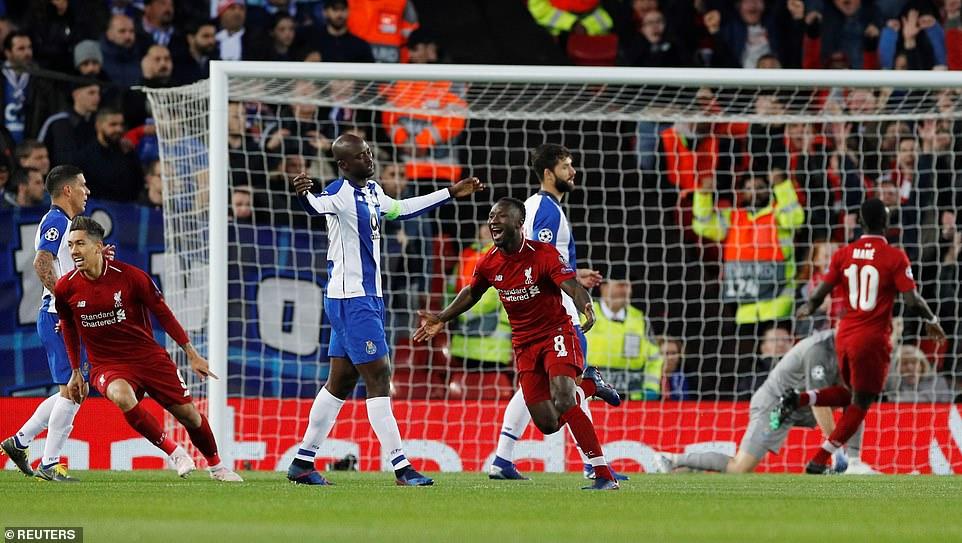VIDEO B U00e0n Th U1eafng Liverpool 2 0 Porto Th U1eafng D U1ec5 Liverpool