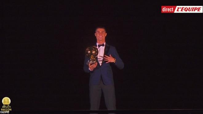 Cristiano Ronaldo giành Quả bóng vàng 2017: Trong lịch sử, anh vĩ đại cỡ nào?