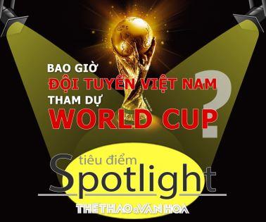 Bao giờ đội tuyển Việt Nam tham dự World Cup?