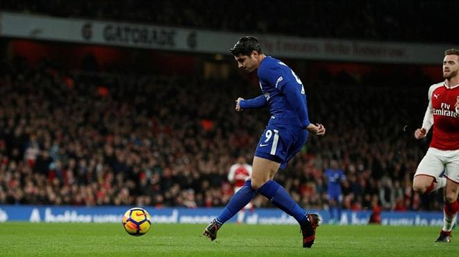 ĐIỂM NHẤN Arsenal 2-2 Chelsea: Sanchez vẫn lợi hại. Chelsea trả giá đắt vì Morata 'chân gỗ'