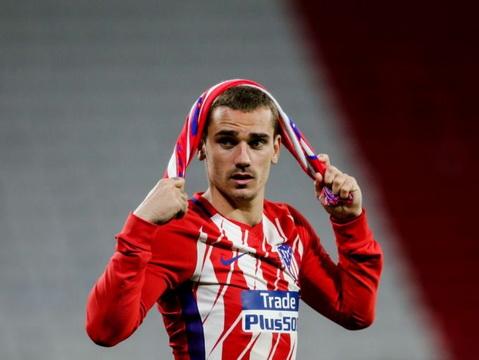 CẬP NHẬT tối 21/5:Griezmann đồng ý gia nhập Barca
