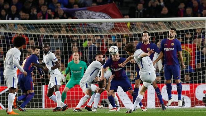 ĐIỂM NHẤN Barca 3-0 Chelsea: Messi thiên tài trừng phạt Chelsea, Conte sắp ra đi