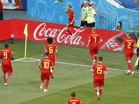 TRỰC TIẾP Bỉ 3-0 Panama: Lukaku lập cú đúp  (Hiệp 2)