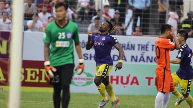 Quang Hải dự bị, Hà Nội FC vẫn 'nhấn chìm' chủ nhà SHB Đà Nẵng