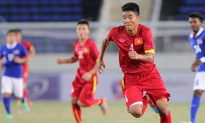 Lịch thi đấu giải U21 quốc tế 2017 hinh anh