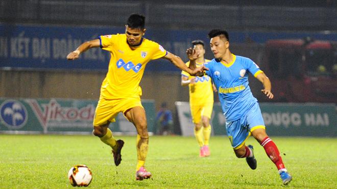 FLC Thanh Hóa 2-0 S.Khánh Hòa BVN: Chủ nhà nuôi tiếp cơ hội vô địch