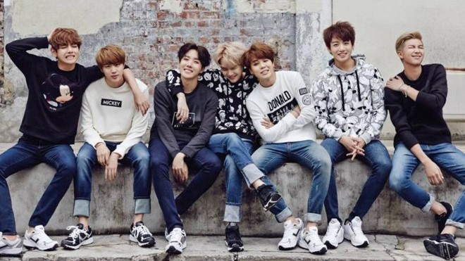 Rapper RM: 'BTS là ban nhạc có ý thức xã hội cao'