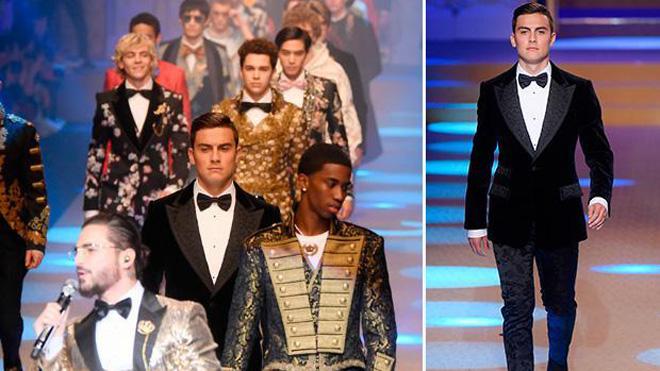 Sir Alex Ferguson, Ronaldo và một loạt sao nổi tiếng cũng từng đi catwalk