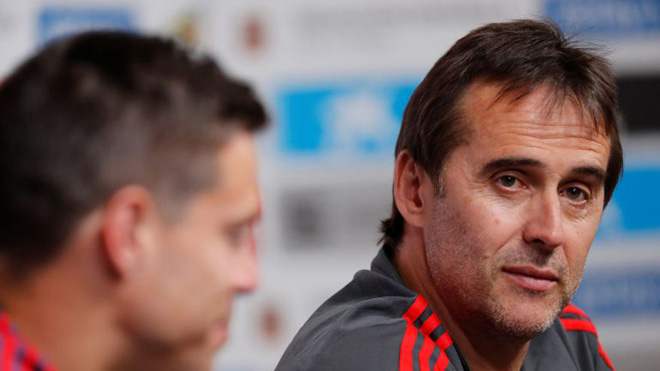 CHÍNH THỨC: Tây Ban Nha SA THẢI HLV Lopetegui vì vụ Real Madrid bổ nhiệm!!!
