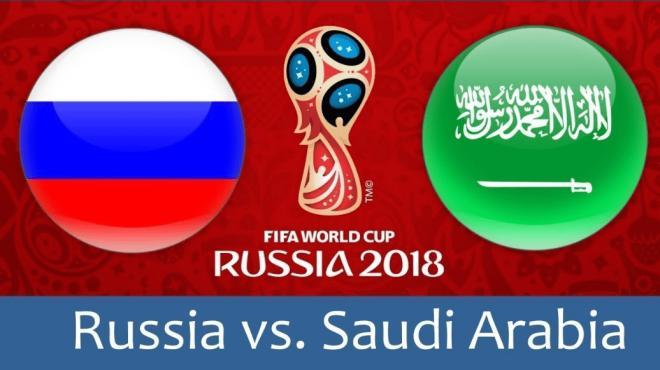 Dự đoán có thưởng World Cup 2018: Trận Nga - Ả Rập Xê-út