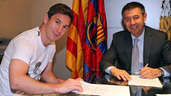 Messi từ chối mọi cuộc gọi từ BLĐ Barca, các cule như ngồi... trên lửa - ảnh 3