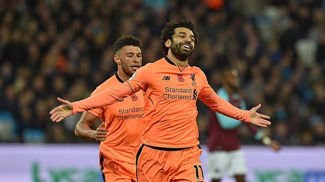 Mohamed Salah là bản hợp đồng siêu hời của Liverpool