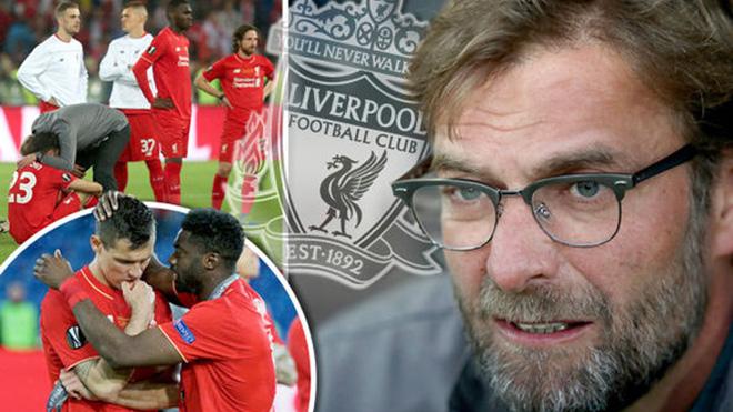 Liverpool chú ý: Các đội bóng của Juergen Klopp đá chung kết cực tệ