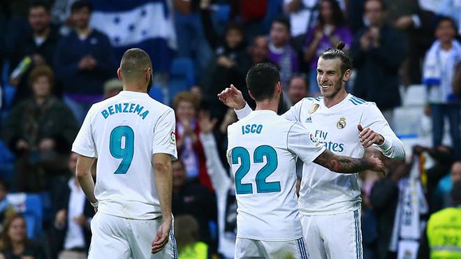 ĐIỂM NHẤN Real Madrid 6-0 Celta Vigo: Bale gửi thông điệp tới Zidane, Real vừa hay lại vừa may
