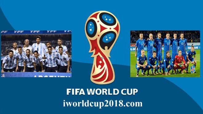 Lịch trực tiếp World Cup 2018 ngày 16/6