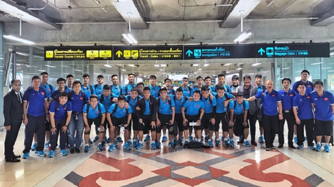 U23 Việt Nam ở khách sạn 4 sao, Nhật Bản chỉ cần 4 buổi tập trước M-150 Cup