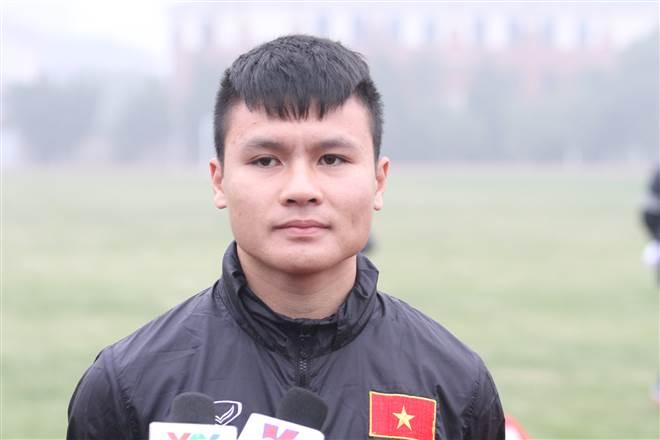 Tiền vệ Quang Hải: 'HLV nói cầu thủ phải dám chơi, nghĩ mình làm được'