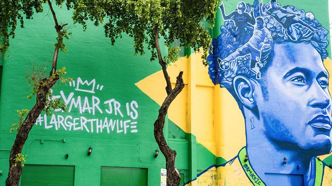 Neymar đã trưởng thành và Brazil không còn ủy mị như thảm bại trước Đức