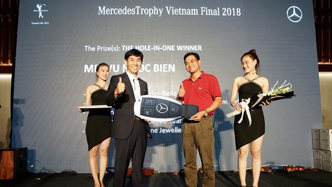Gôn thủ Việt tự tin chinh phục chung kết quốc gia MercedesTrophy 2018